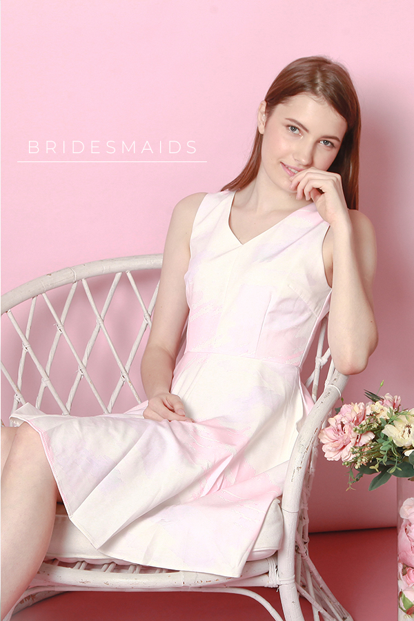 Bridesmaids dresses singapore