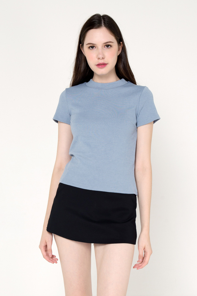 Belinda Basic Top (Sky Blue)