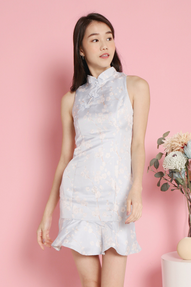 Rubi Mermaid Cheongsam Dress