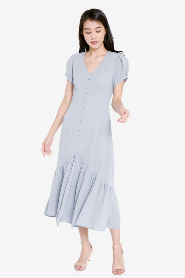 Joellen Maxi Dress (Blue)