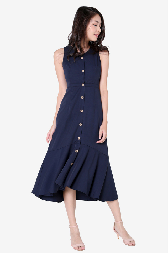 Tandy Button Down Dress