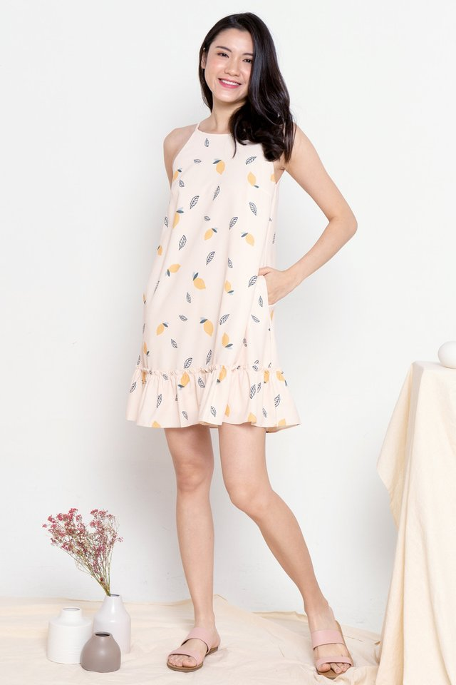 [Backorder] Lemon Dress
