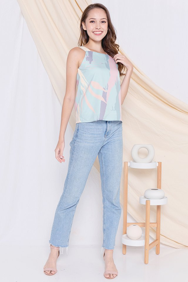 Diana Abstract Top