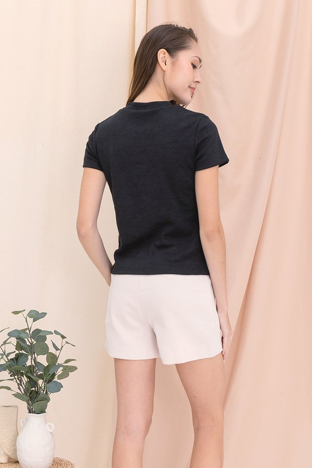 Belinda Basic Top (Black)