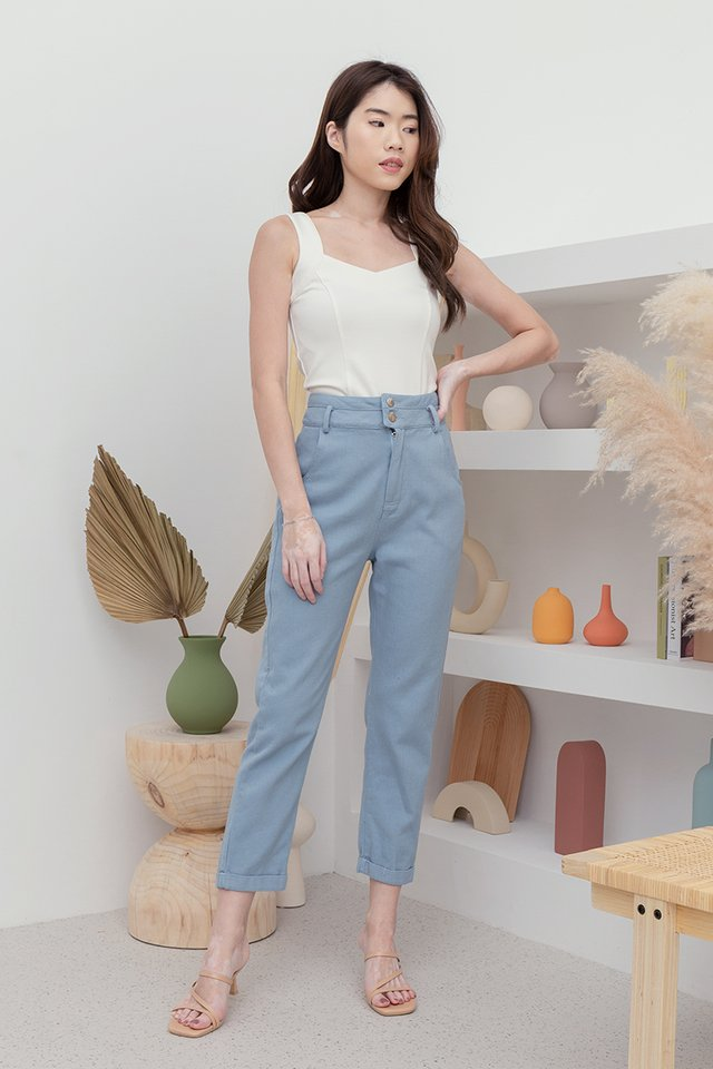 Karis Jeans (Light Blue)