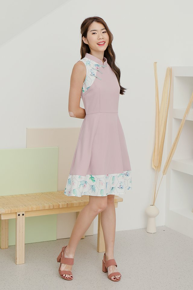 Maurice Cheongsam Dress