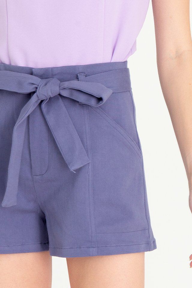 Keith Piping Shorts (Blue)